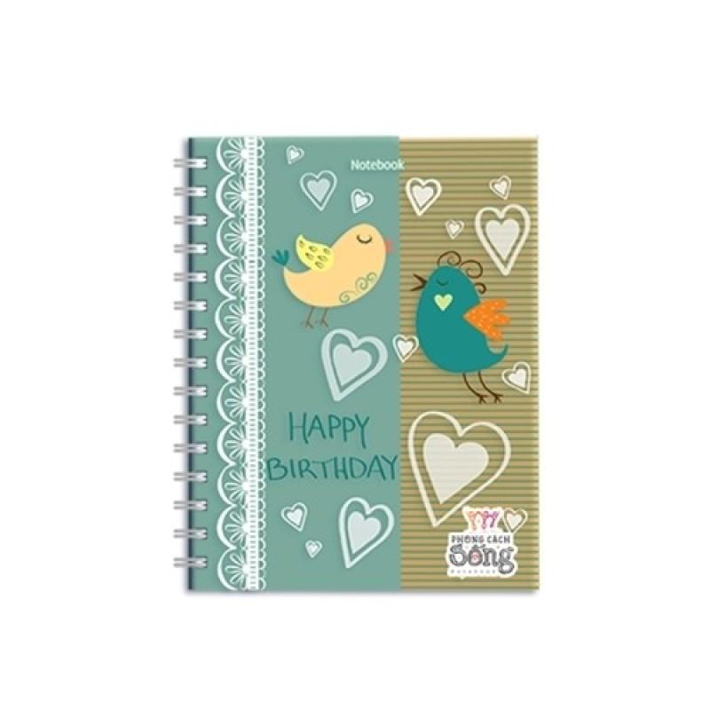 Mua Notebook: Phong cách sống - Happy Birthday (PCS - 06)