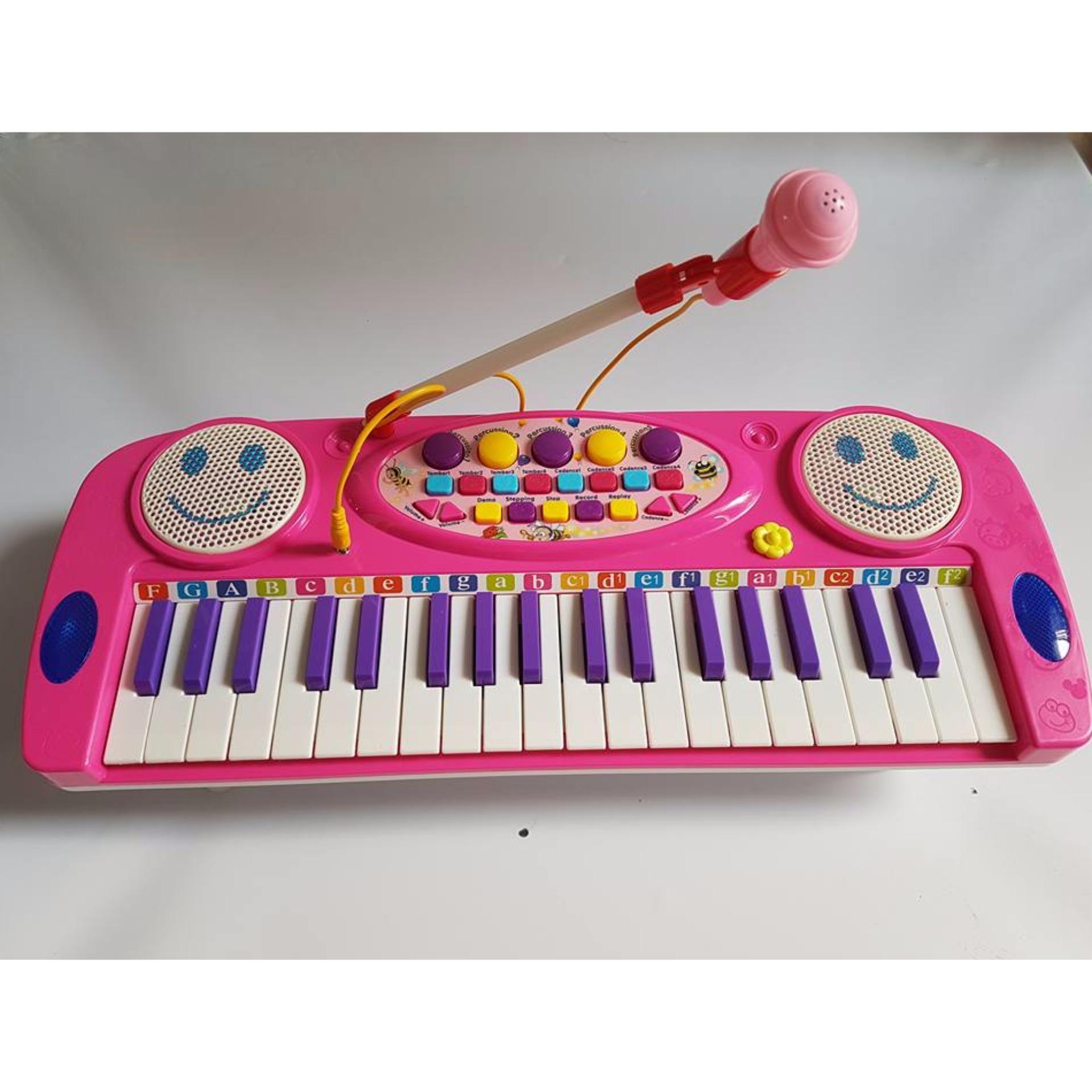 organ 37 phím hồng