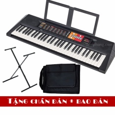 Đàn Organ Yamaha PSR – F51 – Organ cho người mới học – Tặng chân X và bao đàn – HappyLive Shop