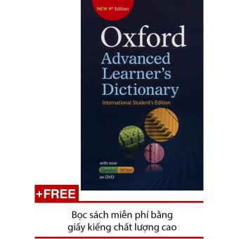 Oxford Advanced Learner's Dictionary 9th edition - InternationalStudent's (kèm DVD-ROM)
