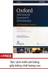Oxford Advanced Learner's Dictionary Anh – Việt (bìa mềm)