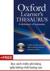 Oxford Learner's Thesaurus (kèm CD-ROM)