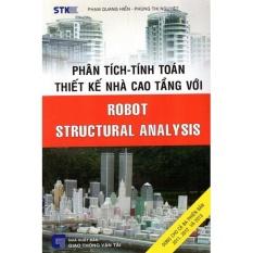 Mua Phân Tích - Tính Toán Thiết Kế Nhà Cao Tầng Với Robot Structural Analysis