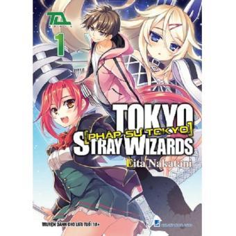 Ebook Pháp sư Tokyo (quyển 2) PDF