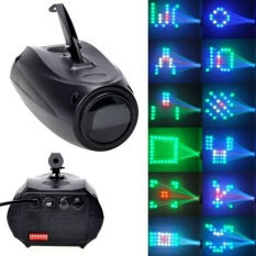 Portable Music Active LED Lights Laser Stage Effect Lighting – intl