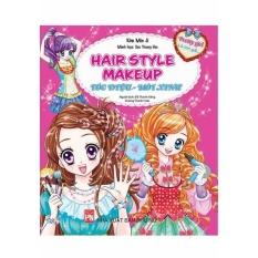 Pretty Girl: Hairstyle Make Up – Tóc Điệu – Môi Xinh