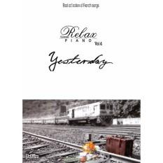 Relax Piano Vol.4 – Những Tình Khúc Nhạc Pháp (CD)