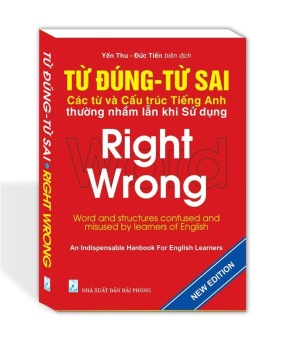 Right Word & Wrong Word - Từ Đúng Từ Sai