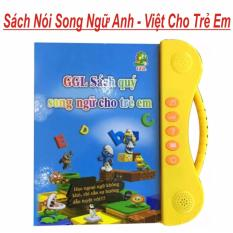 Sách Nói Điện Tử Song Ngữ Anh – Việt Giúp Trẻ Học Tốt Tiếng Anh