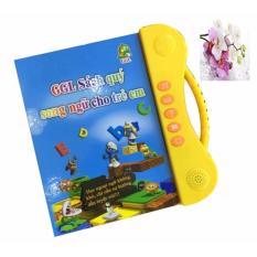 Sách song ngữ Anh Việt phát triển trí thông minh dành cho trẻ