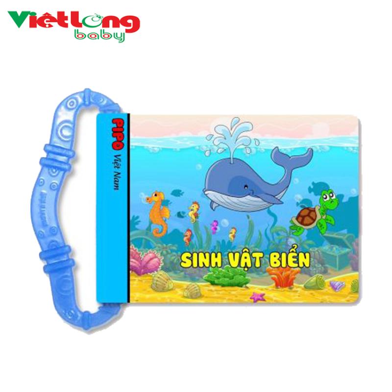 Mua Sách vải gặm nướu Pipo Vietnam Sinh vật biển