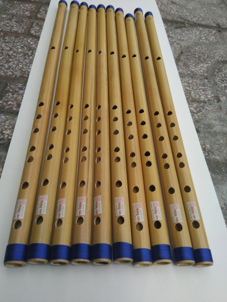Sáo chuẩn âm cho người mới bắt đầu học thổi sáo