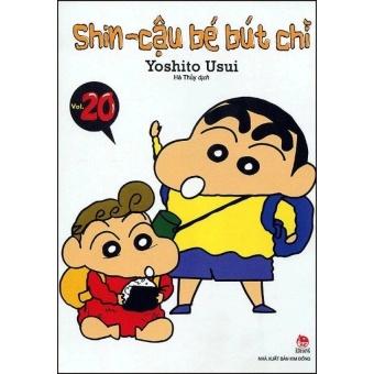 Shin- Cậu bé bút chì- Tập 20 (Truyện ngắn)