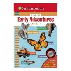 Mua Smithsonian Readers: Early Adventures Level 1