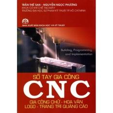 Sổ Tay Gia Công CNC – Gia Công Chữ – Hoa Văn – Logo – Trang Trí Quảng Cáo