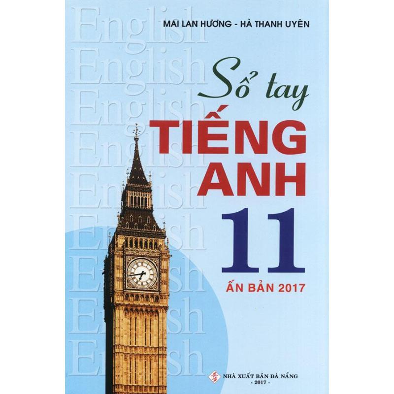 Mua Sổ tay tiếng Anh lớp 11 - Mai Lan Hương (Ấn bản 2017)
