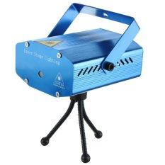 Solmore 20 en 1 Mini LED R & G Proyector Láser Iluminación Etapa DJ Disco KTV Xmas-quốc tế