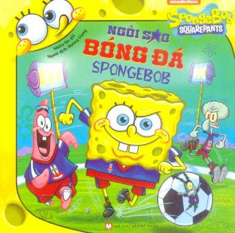 SpongeBob Squarepants - Ngôi sao bóng đá SpongeBob