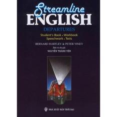 Streamline English – Departures (Kèm 1 CD) – Song Ngữ Anh Việt