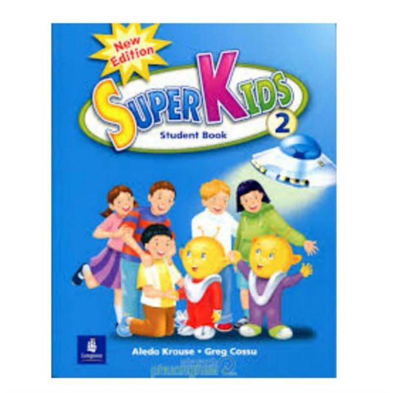 Mua Supper Kids 2 Student Book
