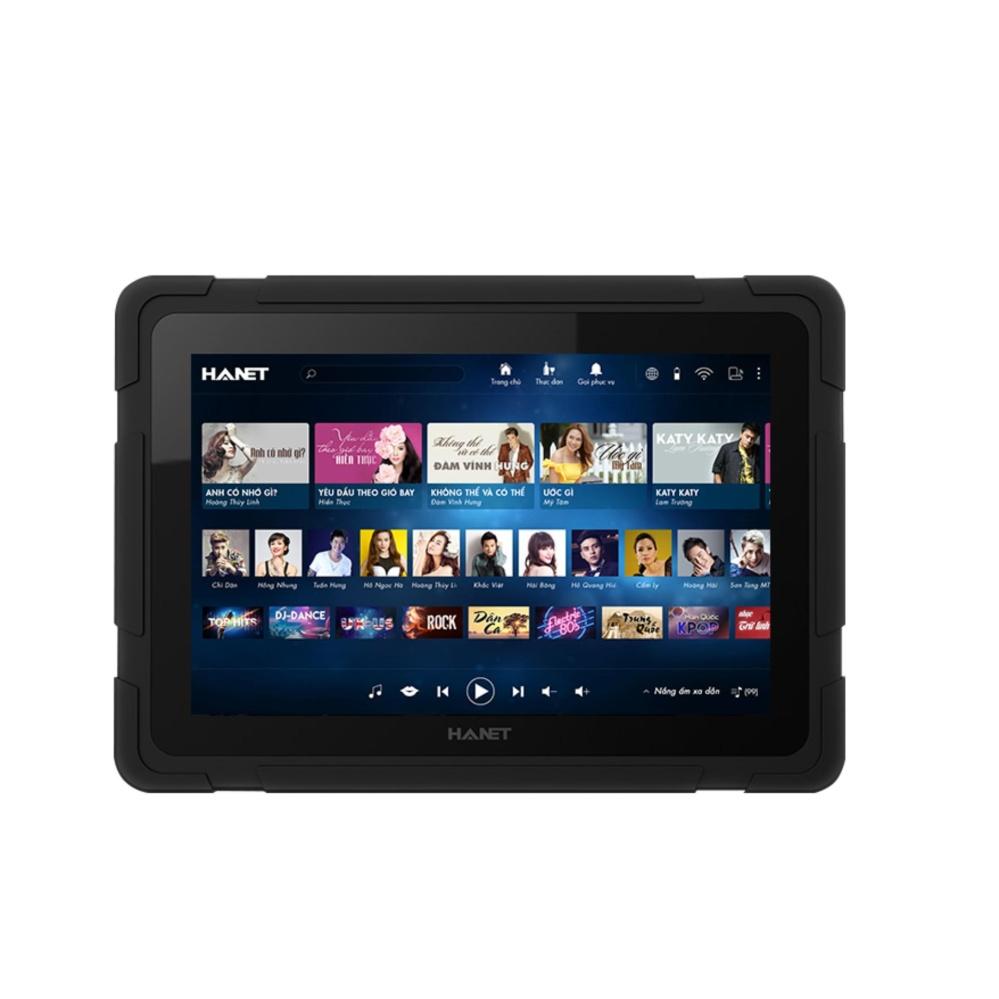Giảm giá Tablet Hanet Smartlist 2016 dành cho đầu karaoke Hanet