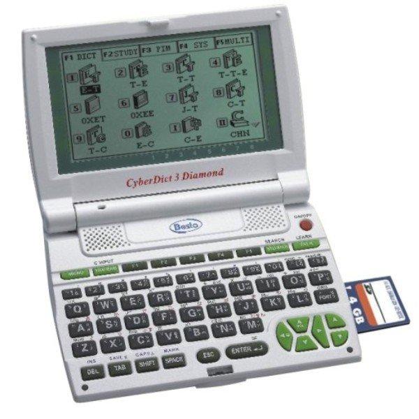 Tân Từ Điển EVEC-266V (Xám)