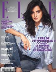 Tạp chí Elle (Pháp) – 05 Janvier 2018
