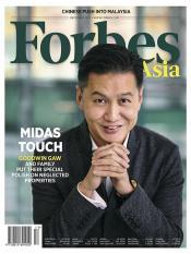 Tạp chí Forbes Asia – December 2017