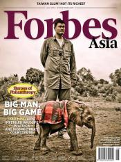 Tạp chí Forbes Asia – July 2017