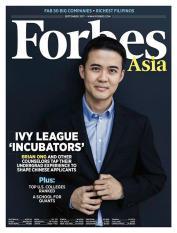Tạp chí Forbes Asia – September 2017