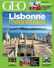 Tạp chí Geo ( Pháp ) – Avril 2017