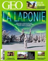 Tạp chí Geo ( Pháp ) – Février 2017