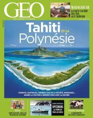 Tạp chí Geo ( Pháp ) – Janvier 2017