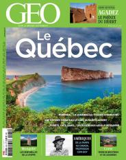 Tạp chí Geo ( Pháp ) – Juillet 2017