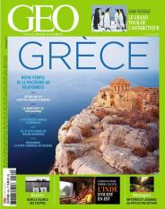 Tạp chí Geo ( Pháp ) – Juin 2017