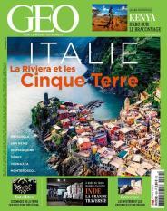 Tạp chí Geo ( Pháp ) – Mai 2017