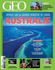 Tạp chí Geo ( Pháp ) – Mars 2017