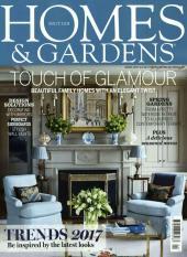 Tạp chí Homes & Gardens – April 2017