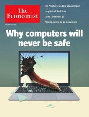Tạp chí The Economist – April 8th – 14th 2017