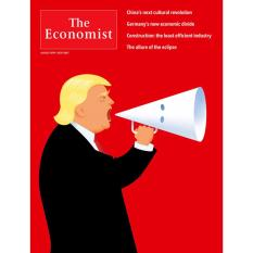 Tạp chí The Economist – August 19th – 25th 2017