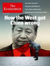 Tạp chí The Economist – March 3rd – 9th 2018