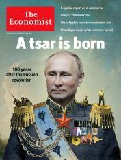 Tạp chí The Economist – October 28st – November 3rd 2017