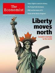 Tạp chí The Economist – October 29nd – November 4th 2016