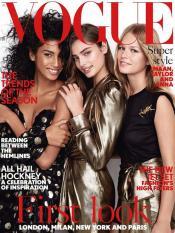 Tạp chí Vogue (British) – February 2017