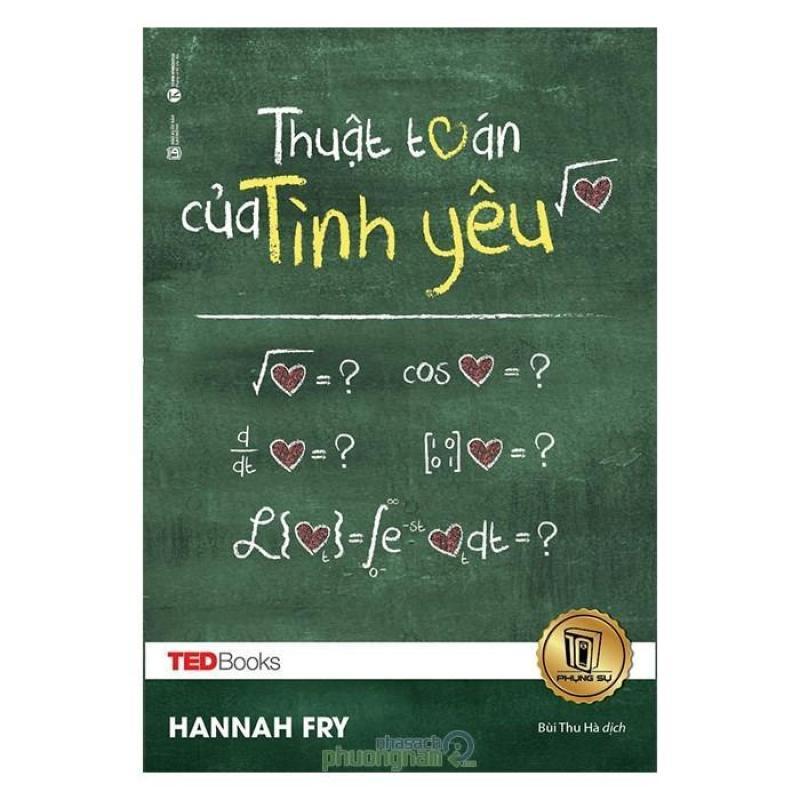 Mua TEDBooks - Thuật Toán Của Tình Yêu