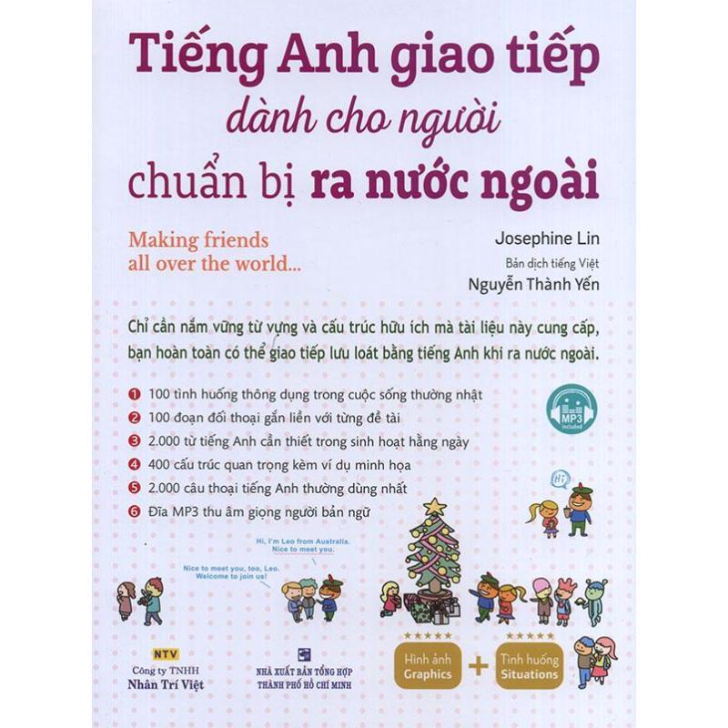Mua Tiếng Anh giao tiếp dành cho người chuẩn bị ra nước ngoài (kèm CD)