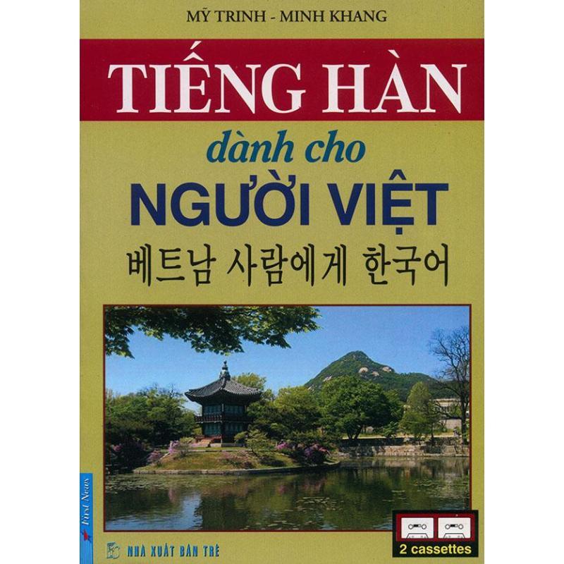 Mua Tiếng Hàn dành cho người Việt (kèm CD)