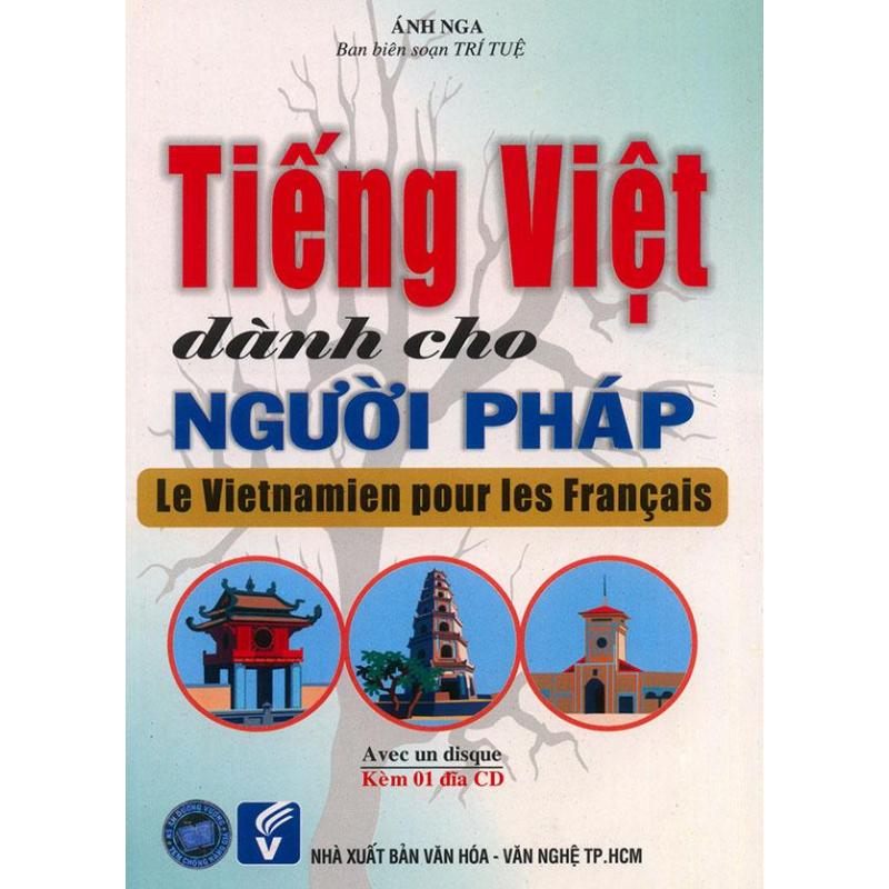 Mua Tiếng Việt dành cho người Pháp (kèm CD)