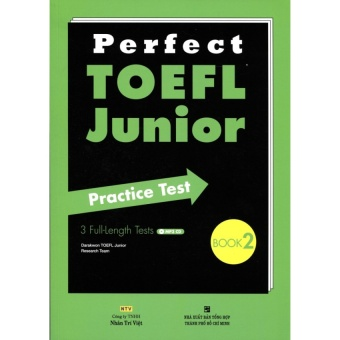 Toefl Junior Practice Test 2