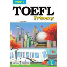 TOEFL Primary Step 2: Book 1 (kèm CD)
